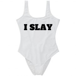 Swim & Slay at the Beach All Day