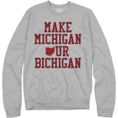 Ohio Michigan Bichigan