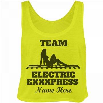 Electric Glow Run Girls
