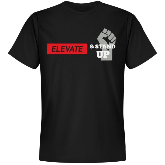 ELEVATE & STAND UP