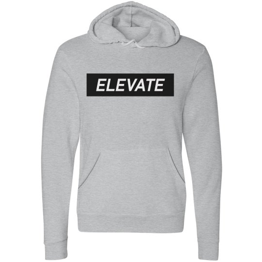 Elevate Ho0dy-Grey