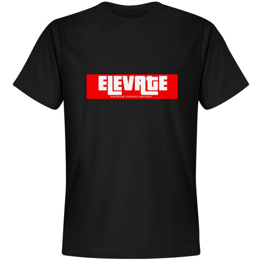 Elevate Tee - New Logo