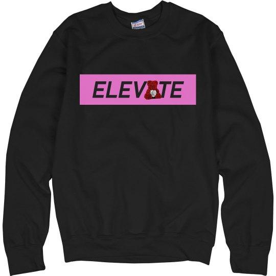 Elevate Valentines Sweatshirt