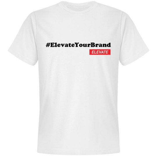 Elevate Your Brand-White