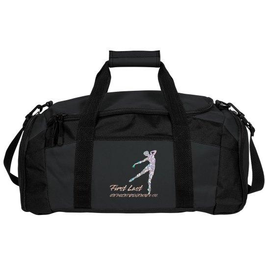 Elite Metallic Comp Bag