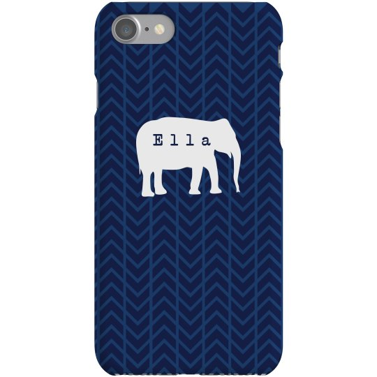 Ella Custom Elephant Case