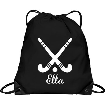 Ella. Field Hockey