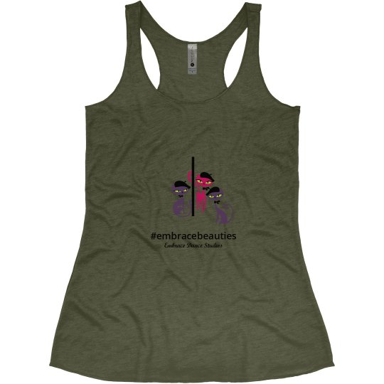 #Embracebeauties Tank