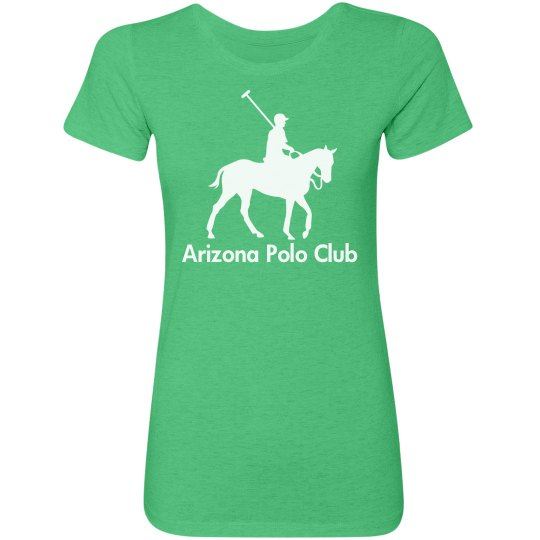 Emerald Ladies tee