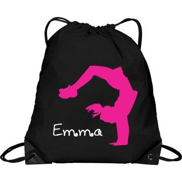 Emma Cheerleader bag