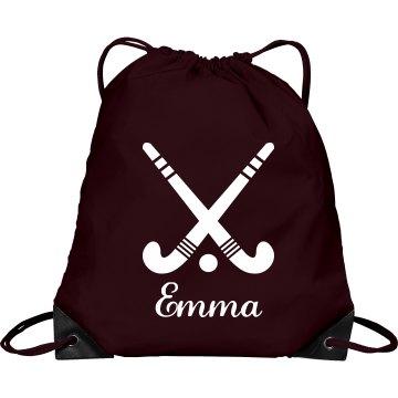 Emma. Field Hockey