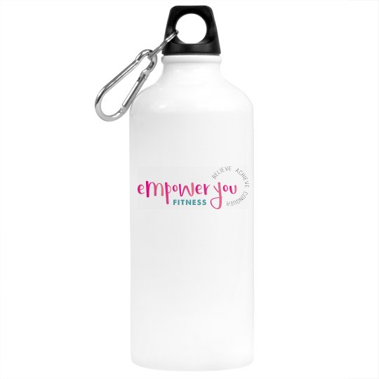 Empower You Fitness Aluminum water bottle