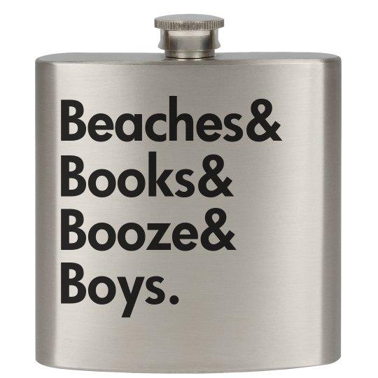 Endless Summer Flask