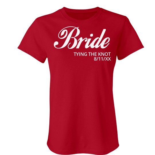 Enjoy Bride Cola