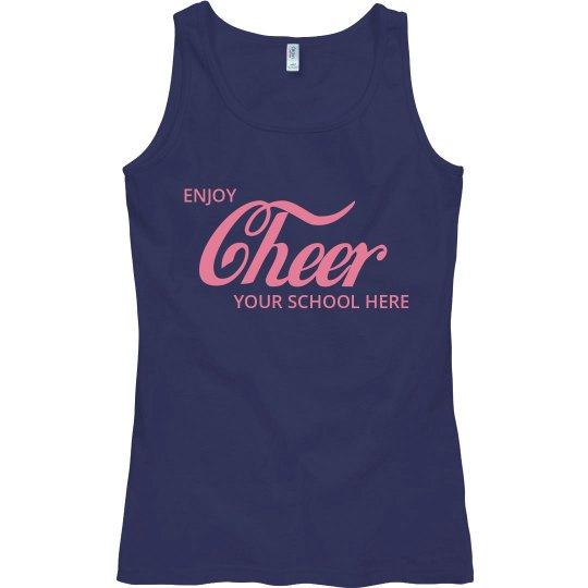 Enjoy Cheer Custom