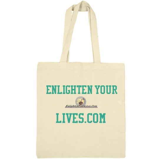Enlightenyourlives.com hand bag
