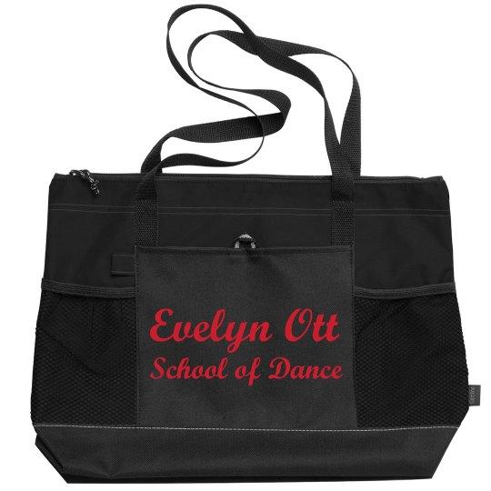 EOSOD Gemline Select Zippered Tote Bag