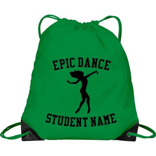 EPIC DRAWSTRING BAG