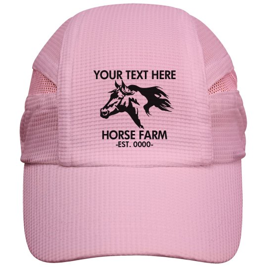 Equestrian Horse Farm