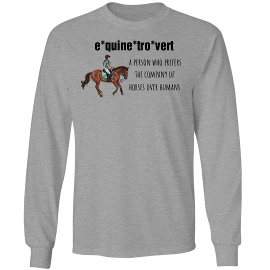 equinetrovert