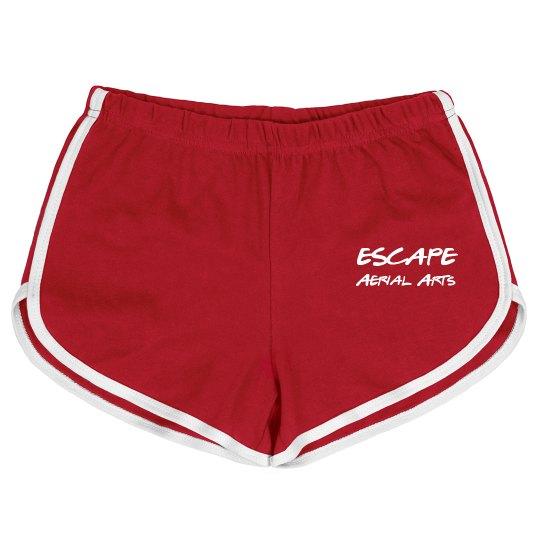 Escape Aerial Arts Running Short