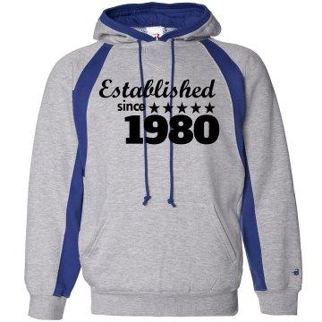 Established in 1980
