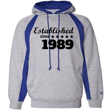 Established in 1989