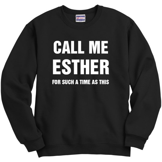 ESTHER - FOR SUCH A TIME