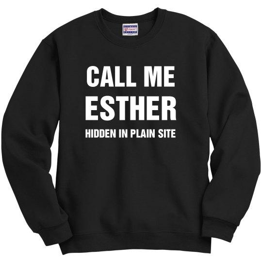 ESTHER - HIDDEN