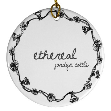ethereal ornament