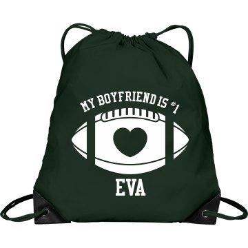 Eva's boyfriend
