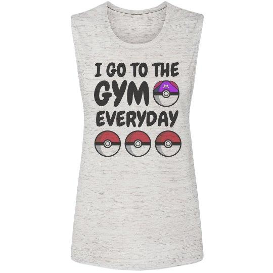 Everyday I'm Training