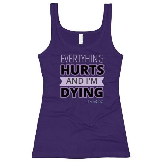 Everything Hurts Tank