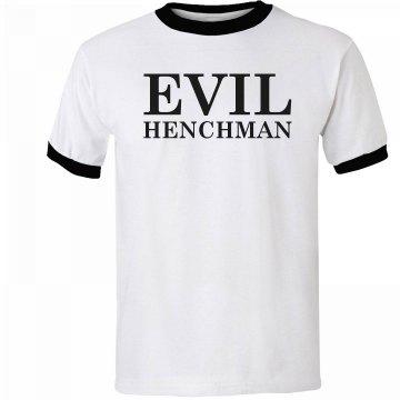 Evil Henchman Costume