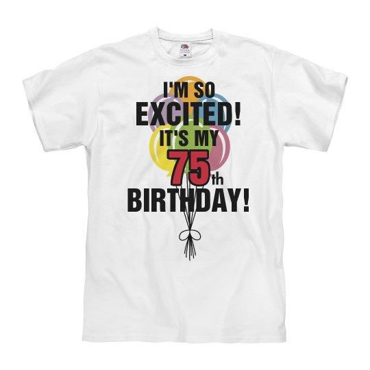exciting birthday