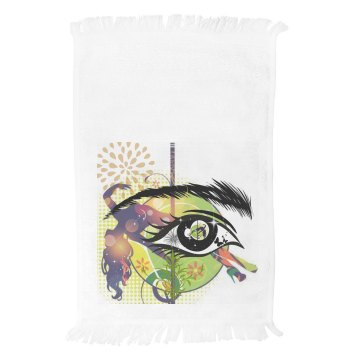 Eye of the Poler blanket