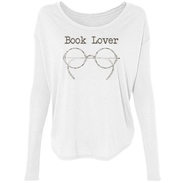 Eyeglasses Book Lover