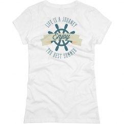 Back design shirt