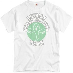 Lesbian Ghosthunting Team