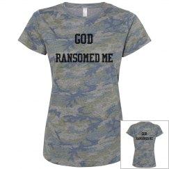 God ransomed me