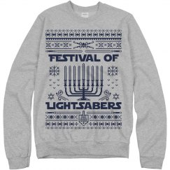 Force Awakens Hanukkah