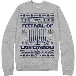 Force Awakens Hanukkah