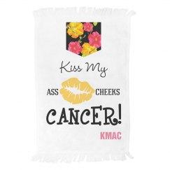 KMAC CANCER HAND TOWEL