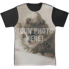 Custom Pet Photo Print