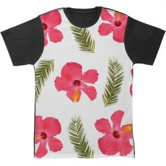 Tropical Floral All Over Print
