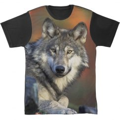 Lone Wolf All Over Print