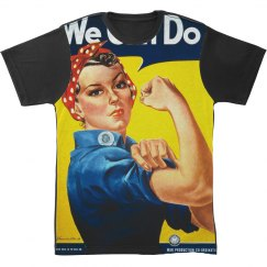 Rosie The Riveter Women's Rights