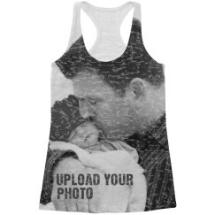 Custom All Over Print Photo Tank
