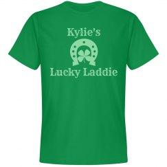Kylie's Lucky Laddie