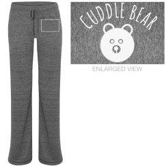 Cuddle Bear Jamma Pants